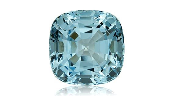 Aquamarine Stone [Lab Certified]