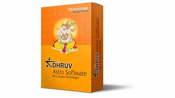 Dhruv Astro Software - 1 Year