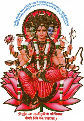 Gayatri Mantra Meaning And Importance