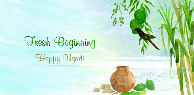 Ugadi festival is the beginning of new year for South Indians
