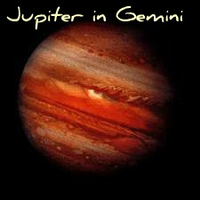 Jupiter, planet Jupiter, astrology, prediction, Gemini