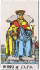 Get King of cups