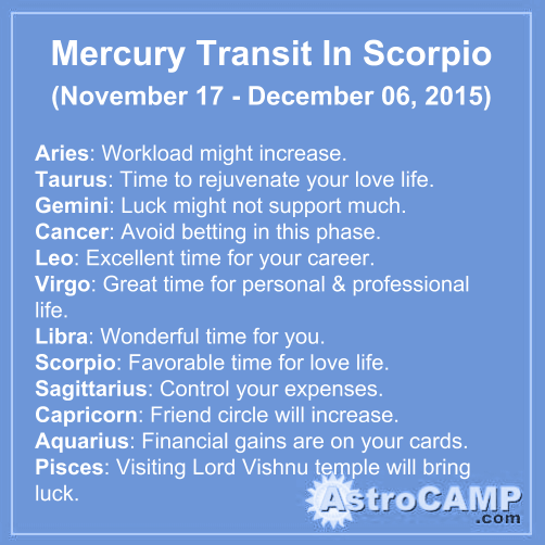 horoscope december 6 scorpio or scorpio