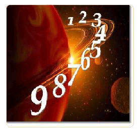 numerology horoscope July, 2012