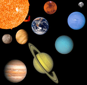 Planets & Their Natural Significations