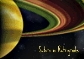 retrograde Saturn in February 2013, astrology
