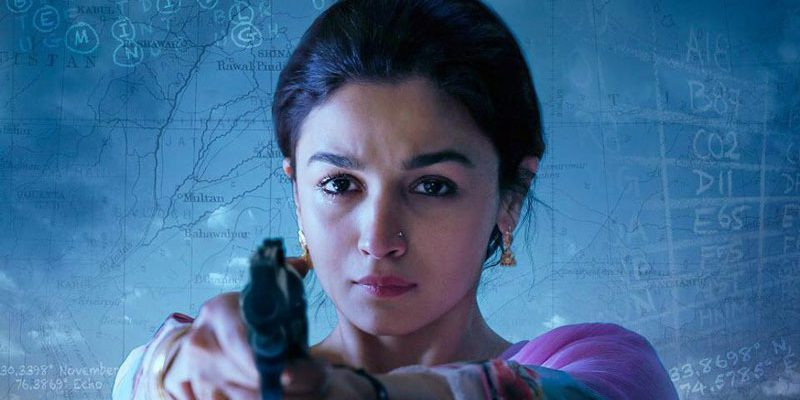 Astrology analysis of Alia Bhatt's Raazi