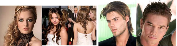 Leo 2013 hairstyle