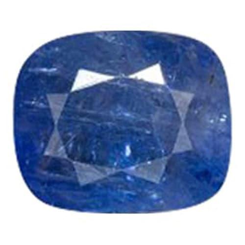 Blue Sapphire  Neelam (7 Carat) - Lab Certified