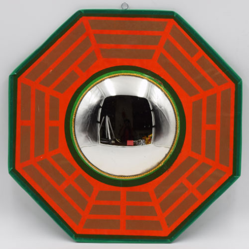 Buy Best Quality Bagua Mirror Feng Shui Product