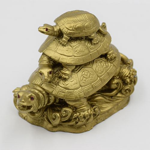Feng Shui Three Tortoise