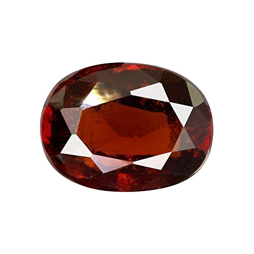 Premium Hessonite / Gomed (5 Carat) - Lab Certified