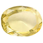 Yellow Sapphire  Pukhraj (2 Carat) - Lab Certified