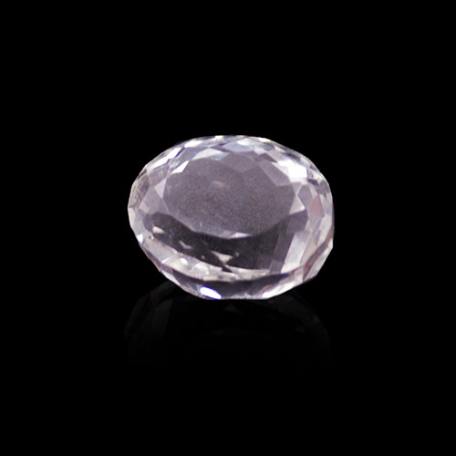 White Topaz (5 Carat) - Lab Certified