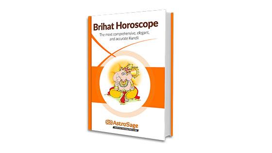 AstroSage Brihat Horoscope