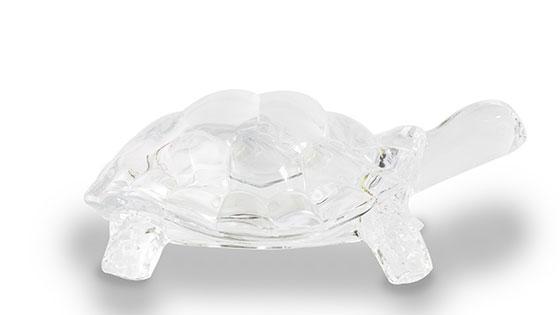 Feng Shui Crystal Tortoise