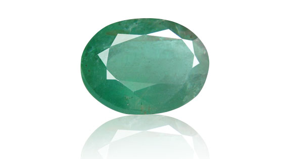 Emerald / Panna (2 Carat) - Lab Certified