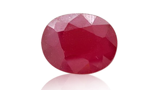 Premium Ruby / Manikya [Lab Certified]