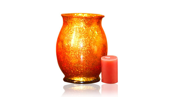 Buy Decorative Glass Votive (Decorative Lights) - Set of 6 Pieces