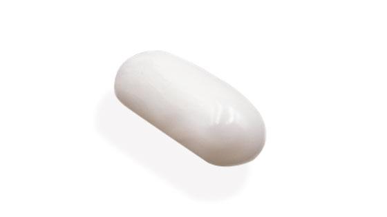 सफेद मूंगा/व्हाइट मूंगा (5 कैरेट)- लैब द्वारा प्रमाणित