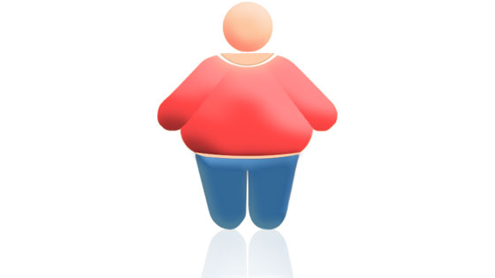 मोटापा संबंधी रिपोर्ट